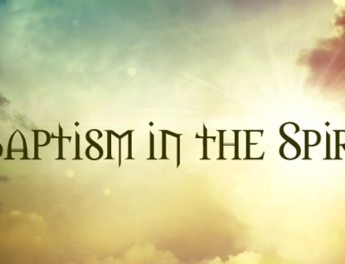 Baptism in the Spirit Seminar
