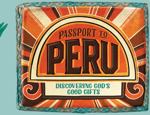 Vacation Bible School 2017 – Passport to Peru