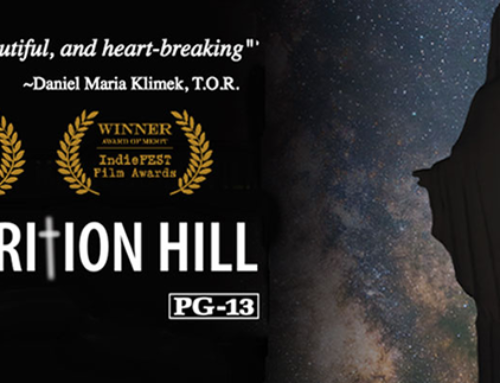 Apparition Hill Movie Showing August 14th and 15th at The Cabot, Beverly