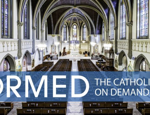 The Catholic Faith. On Demand.