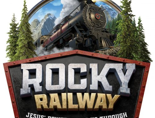 ROCKY RAILWAY Vacation Bible School 2020
