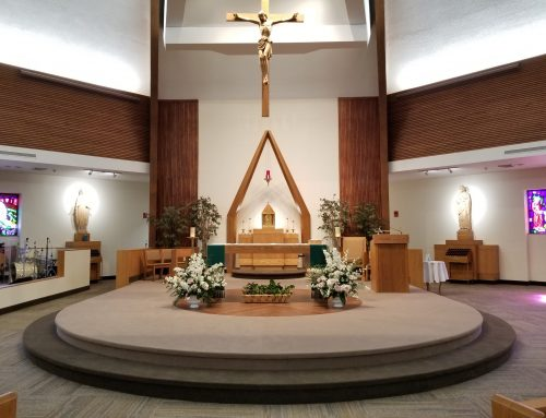 St Joseph Parish – Open for Mass